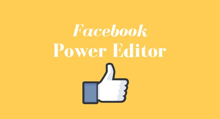 Ideal for advertisers with serious skin in the game, the Facebook Power Editor is a Google Chrome plug-in that lets you create Facebook ads in bulk.