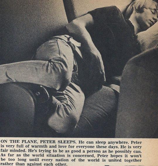 Tiger Beat, November 1967