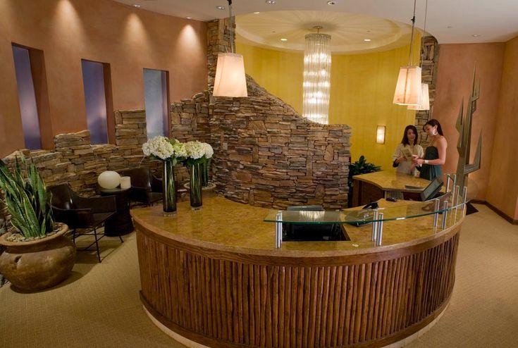 128 best Client Reception Area images on Pinterest | Hair salons ...