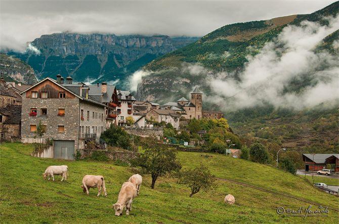 Torla - Huesca (Espagne)
