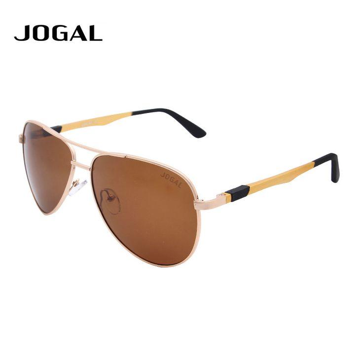 JOGAL Carbon Fiber Sunglasses Aluminum Magnesium HD Polarized Coating Eyewear Sun Glasses Alloy Sunglasses AEW284 #Affiliate
