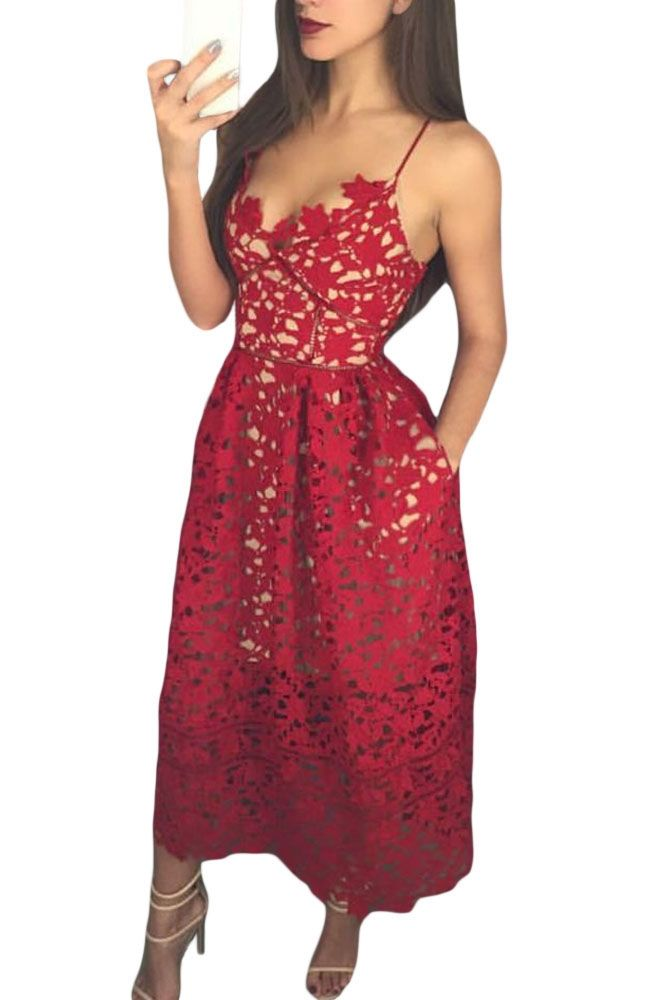 Čipkované spoločenské šaty ROYALL  46c6a536d25