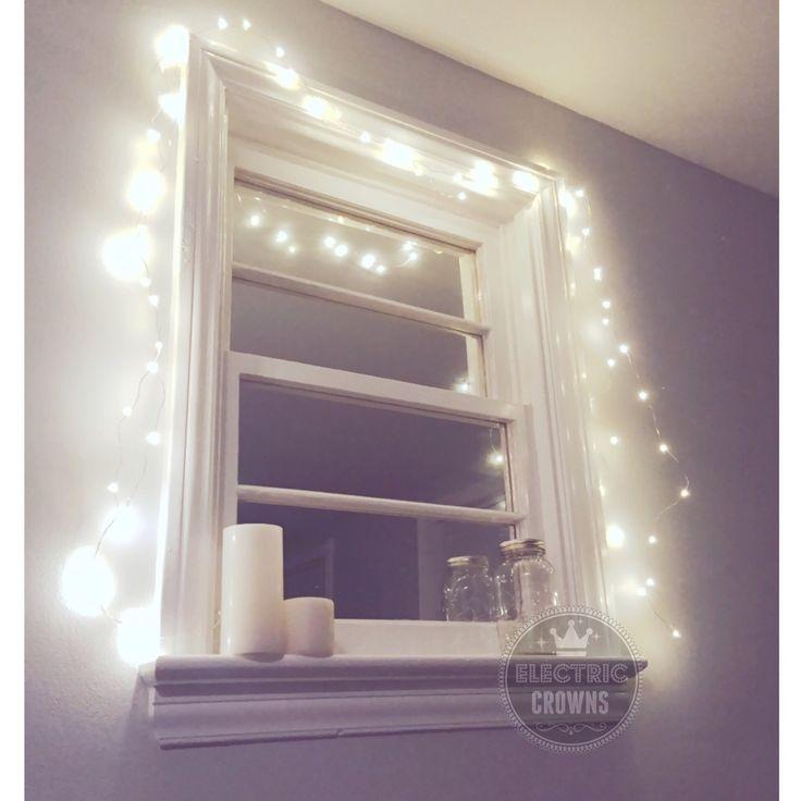 Bedroom Fairy Lights Bedroom Wall Decor Lights Indoor String Lights Dorm Decor Home Lighting Battery Operated