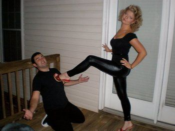 sandy and danny grease halloween costumes