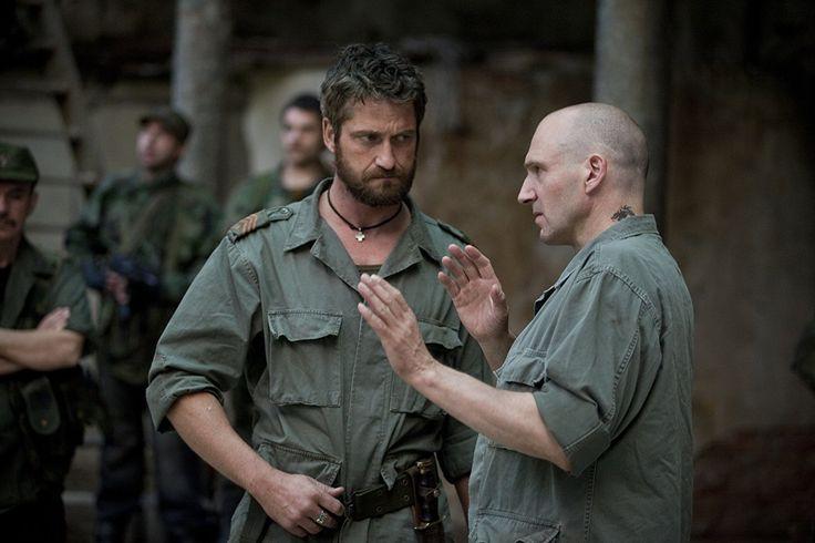 Ralph Fiennes and Gerard Butler in Coriolanus (2011) | IMDb