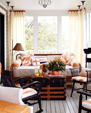 best 25+ enclosed porch decorating ideas on pinterest | outdoor