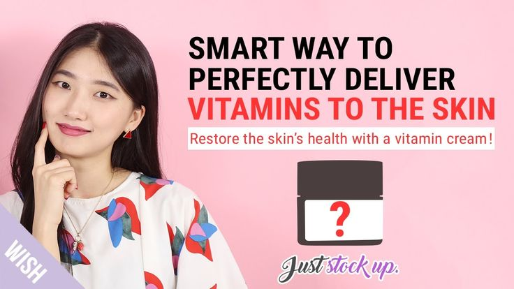 6 Smart Ways to Perfectly Deliver Vitamin Benefits to The Skin | Just St...