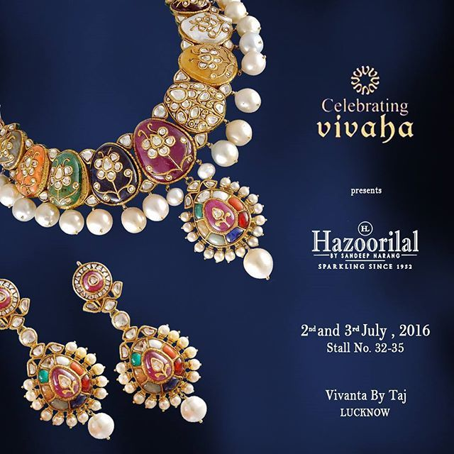 We invite the city of Nawabs #Lucknow for the showcase of our most exclusive and…