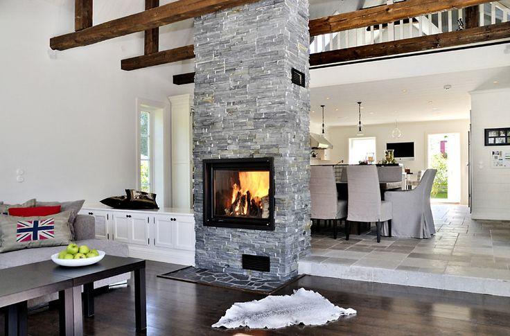 Modern Scandinavian Fireplace: Best 25+ New England Decor Ideas On Pinterest