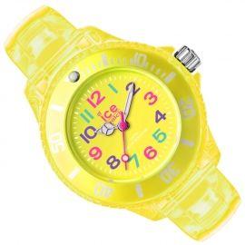 Ice-Watch Ice-Happy Neon Yellow Kinderhorloge Mini 28mm   Alle Meisjeshorloges   Kinderhorloges.nl