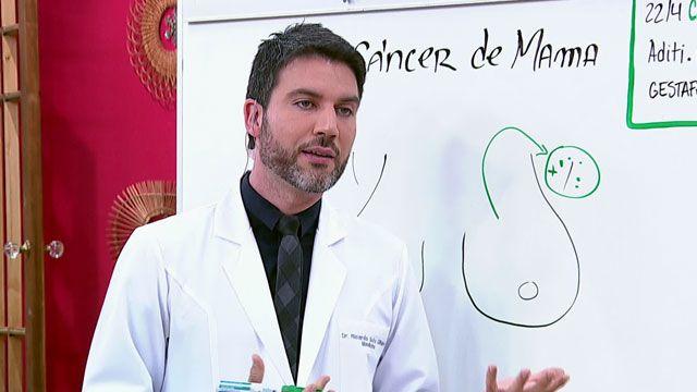 Dr. Soto explicó cómo prevenir el Cáncer de Mamas | 13.cl