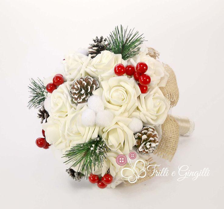 Bouquet Matrimonio Natalizio : Bouquet di fiori per anni matrimonio uv