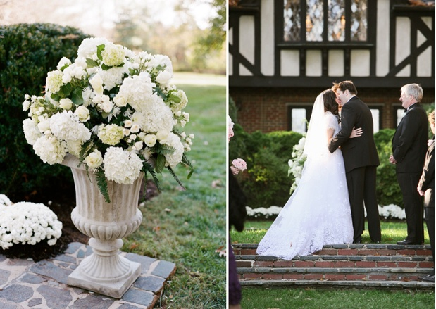 Three Jaw Dropping Indoor Banff Wedding Ceremonies: 84 Best Images About Ceremony Altar Flowers On Pinterest