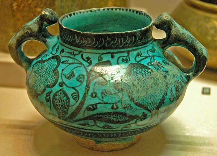 215 Best Images About Ceramics Middle Eastern And Islamic