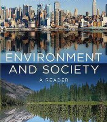Environment society book pdf and
