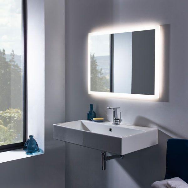 Halo 1 Bathroom Mirror