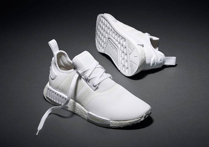 The Adidas NMD R1 Triple White is releasing tomorrow. Getting a pair?  http://ift.tt/1UQcEyh