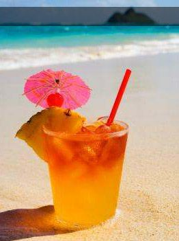 Duke's Mai Tai is one of Apple Vacations' Top Tropical Drinks of Hawaii | Beach Maniac