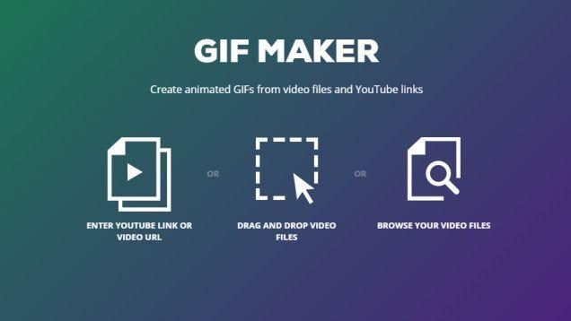 Los GIFs reinan en Internet y de eso no hay duda. Desde GIFs de gatos a caídas de personas y memes, hay un GIF para todo. Pero para algunos, hacerlos puede ser un tanto complicado. Es por eso que ha nacido esta herramienta, la cual permite hacer un GIF desde la web más rápido y fácil que nunca.