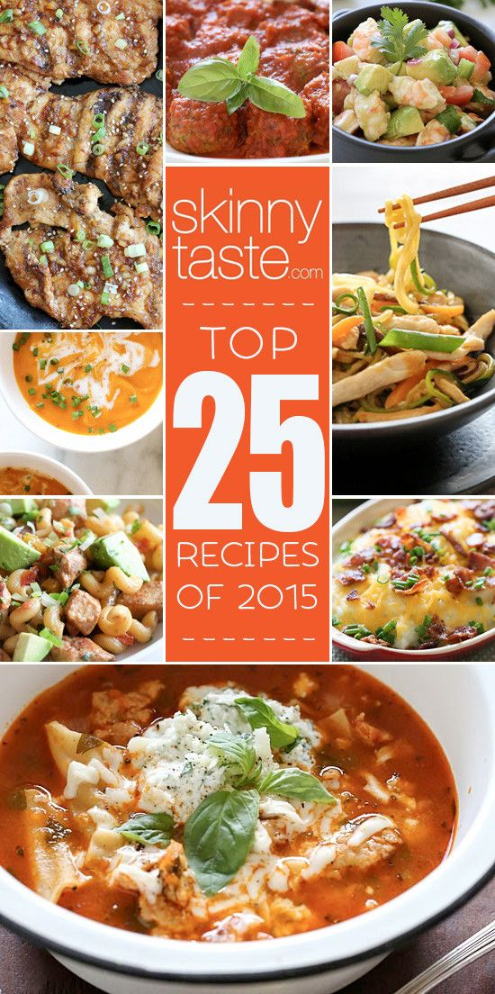 Back in 2008 when I decided to start this little food blog after joining Weight Watchers and experimenting in my kitchen, I couldn't have imagined that it would one day become a full time job (one that I love!), or that The Skinnytaste Cookbook would be a New York Times Best Selling Cookbook not to mention all the amazing opportunities that have come my way because of it. None of it would be possible without you guys taking a chance on me and trying my recipes, and sharing Skinnytaste with…