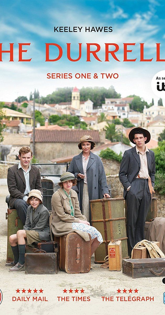 The Durrells in Corfu (TV Series 2016– )