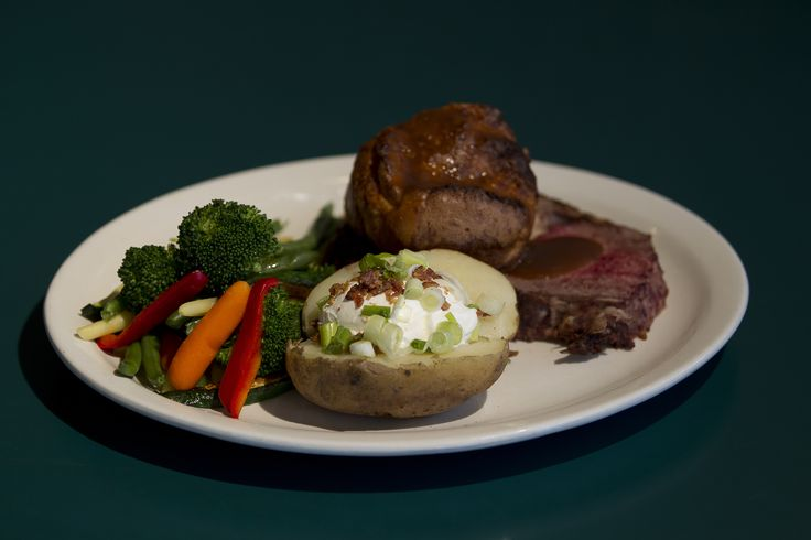 Prime Rib Special Every Friday Night at Scotts