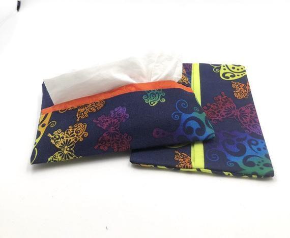 Pocket Tissue Pouch//Holder//Case Scottie Dog  NEW
