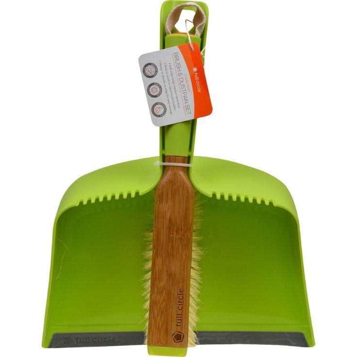 Full Circle Home Dustpan And Brush Set - Clean Team - 1 Set