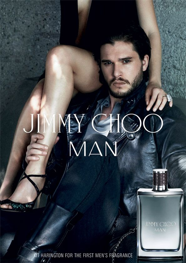 Kit Harington Smolders as the Face of Jimmy Choo's First Men's Fragrance | Look behind the scent and fragrance campaign for Jimmy Choo's first men's fragrance featuring Kit Harington.