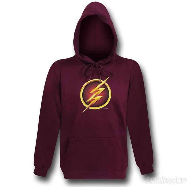 Flash TV Symbol Hoodie