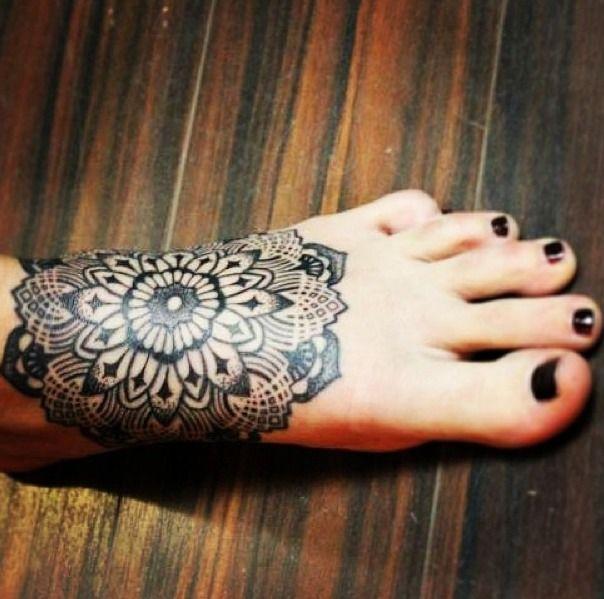(92) mandala tattoo | Tumblr