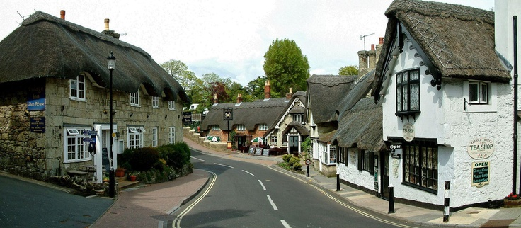 Old village in the civil parish of Shanklin on the Isle of Wright