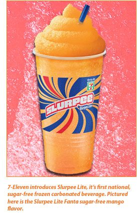Sugar-free Slurpees are coming to a 7-Eleven near you!