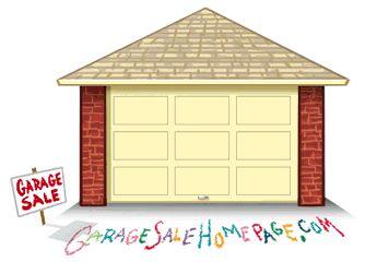 garage Sale Home Page