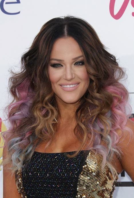 OmbreHair Colors Ideas, Pastel Cerveza Tennis, Long Hairstyles, Mermaid Hair, Lacey Schwimmer, Dusty Pink, Pastel Colors, Pastel Hair, Colors Hair