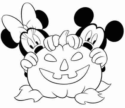 32 Best Mickey Minnie Images On Pinterest Coloring Pages Mickey And Minnie Coloring Pages
