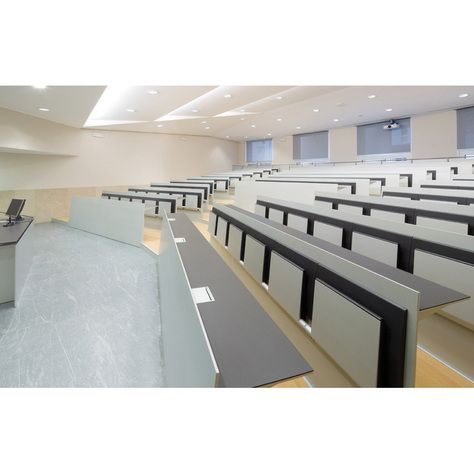 Blade is a #system for conference halls, university lecture theatres and auditorium. #Design by Dante Bonuccelli