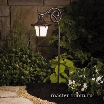 Светильник столбик (ландшафтное освещение)