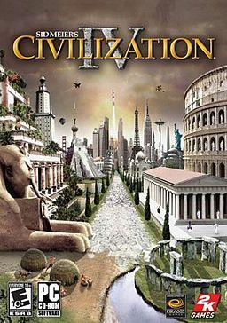 "Civilization 4 - the most addictive PC game ever made IMO. My friend calls it ""the curse""..."