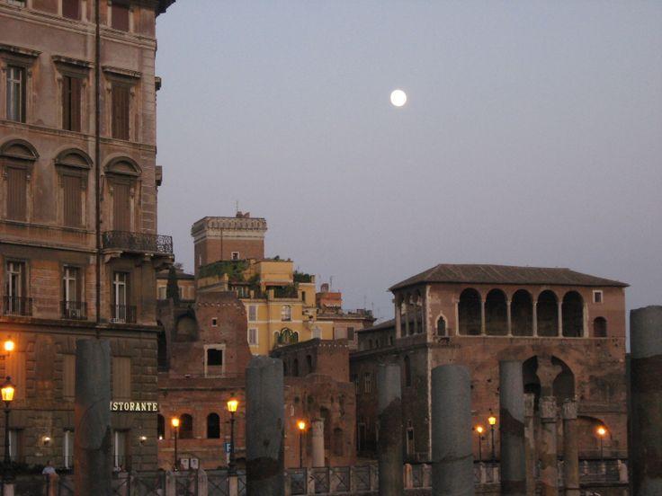 Roma al atardecer  Rome  at sunset ... Always Rome