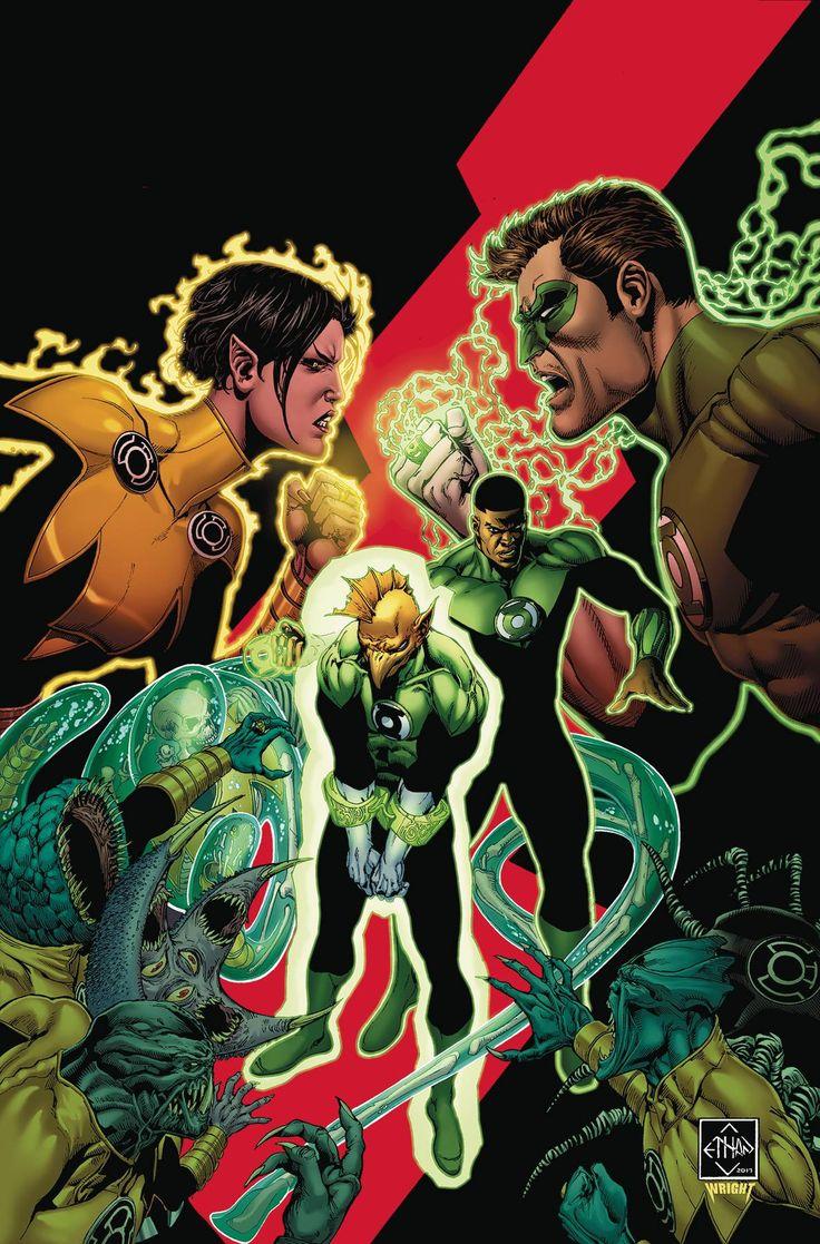 Hal Jordan and The Green Lantern Corps Vol. 2: Bottled