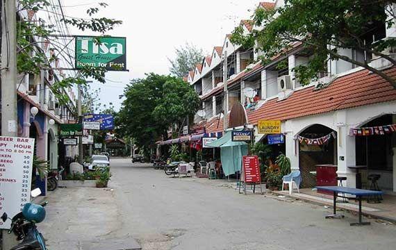 Best places to retire abroad: Jomtien, Thailand