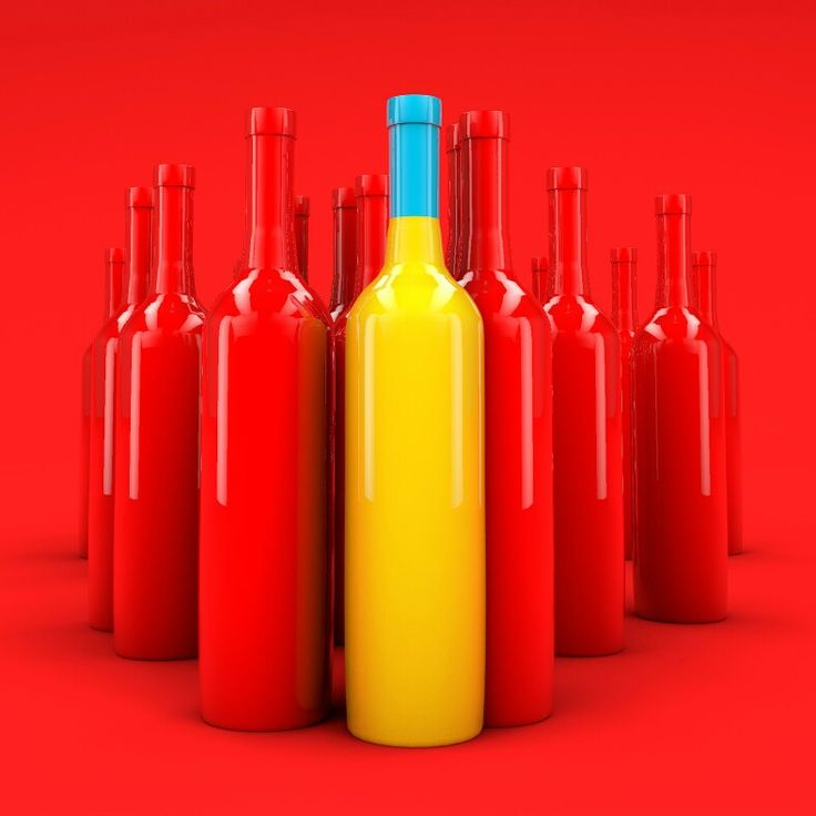 Bottle. Blue 10 minutes exercise.  #cinema4 #c4d #rendering #render #bottle #reflection #lowpoly #digitalart #3d #3dmodel #red #yellow #artdirection #day #10mins #textures #random #glass #wine  #design #reflectance #color #colors #blue