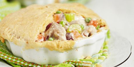 Michael Smith's Chicken Pot Pie