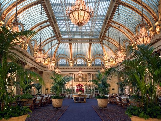Enjoy afternoon high tea in San Francisco at the historic Palace Hotel. Enjoy the romance and tradition of afternoon tea in San Francisco.