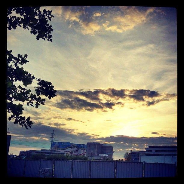 Další západ slunce..