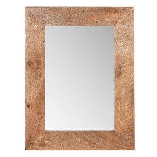 17 idee n over houten spiegel op pinterest spiegels for Houten spiegel