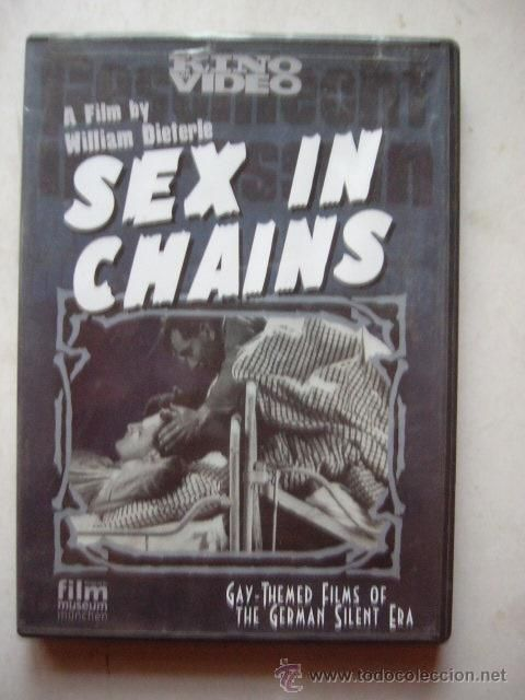 SEX IN CHAINS. A FILM BY WILLIAM DIETERLE. GAY - THEMED FILMS OF THE GERMAN SILENT ERA. - Foto 1