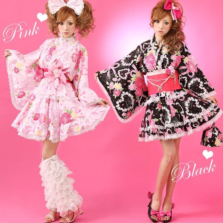 wa Lolita kimono