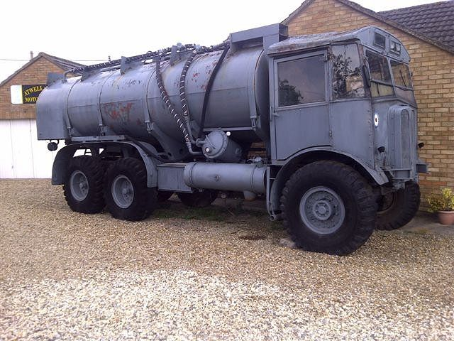 AEC Matador tankers - Google Search